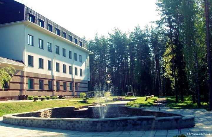 Лечение на озере Борового
