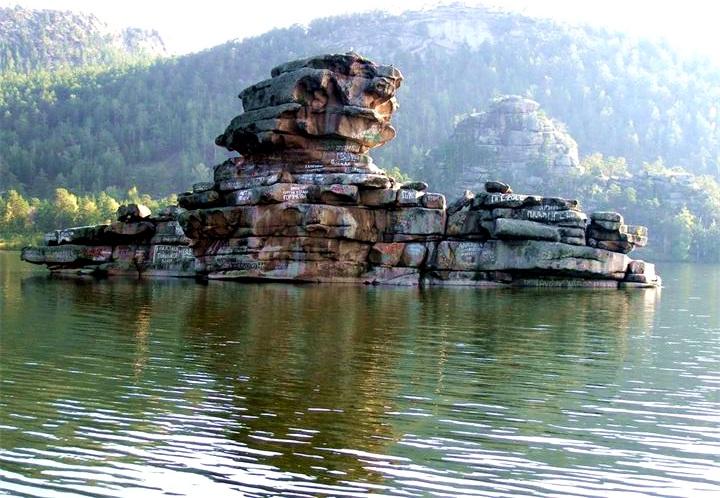 Borovoe--Zhemchuzhina-Kazahstana