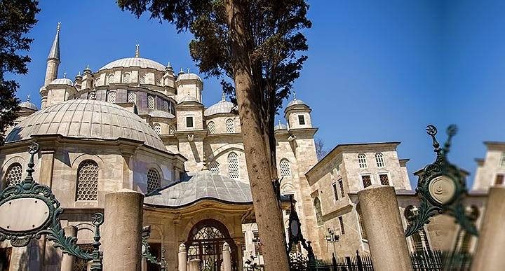 Мечеть Фатиха