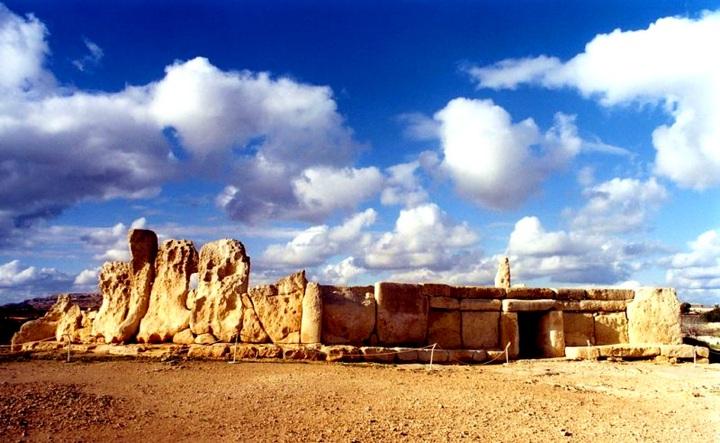 Древние мегалитические храмы