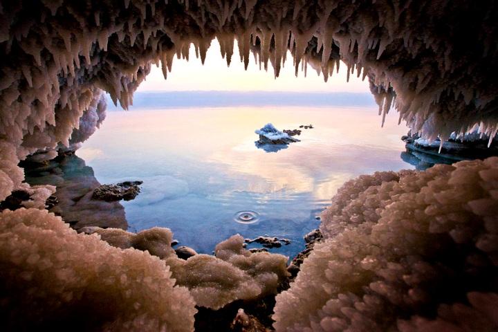 Мертвое море – уникально по солевому составу