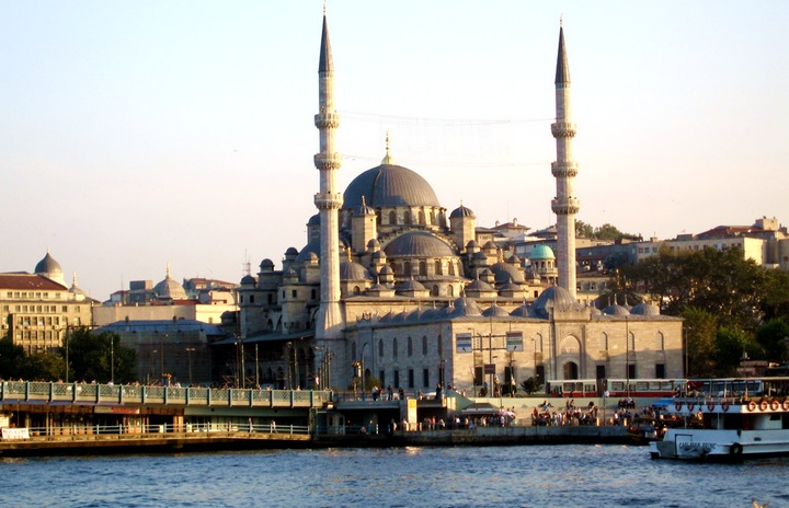 Мечеть Йени Джума
