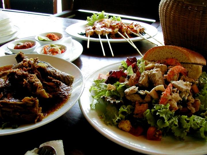 Кухня на Бали
