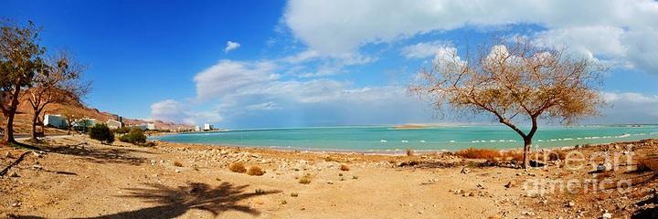 Мертвое море – уникально по кислородному составу
