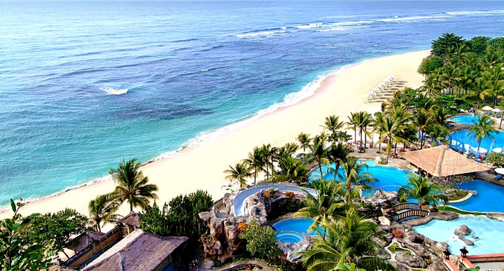 Пляжи на Бали