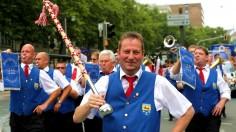 Отдых в Германии, праздник Zissel в городе Кассель