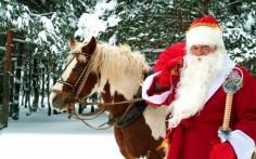 Новый год в гостях у Деда Мороза